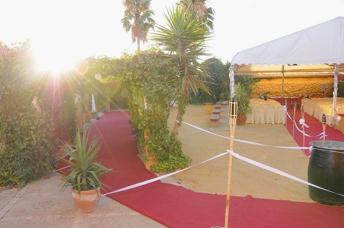 ¿Qué debemos preguntar antes de contratar un salón de celebraciones para una boda?