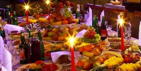Los platos navideños más famosos