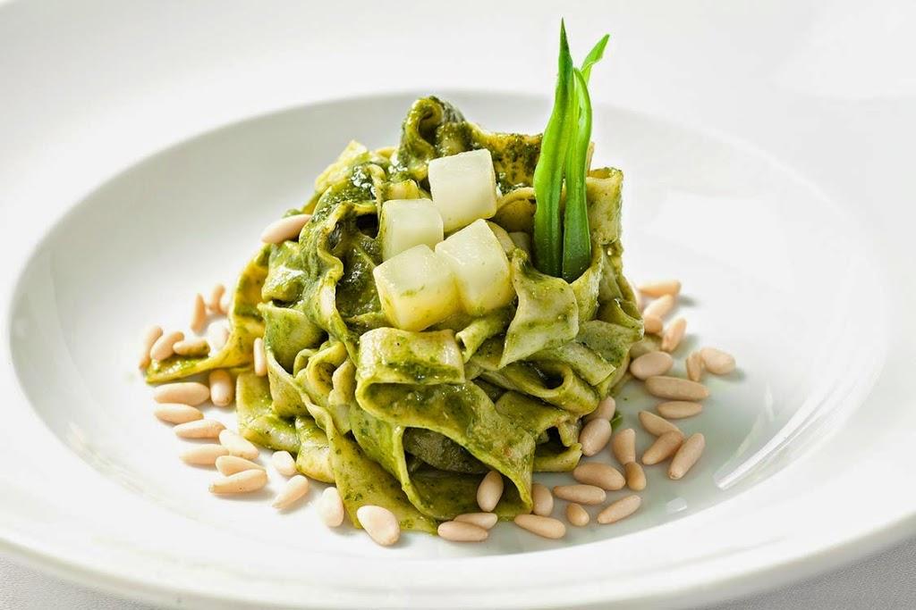 El disfrute de la comida italiana