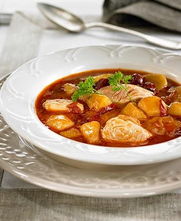 Platos tradicionales de la comida vasca