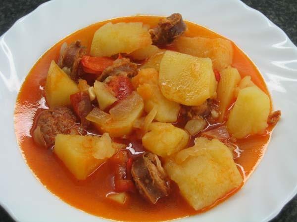 Platos típicos de la gastronomía riojana
