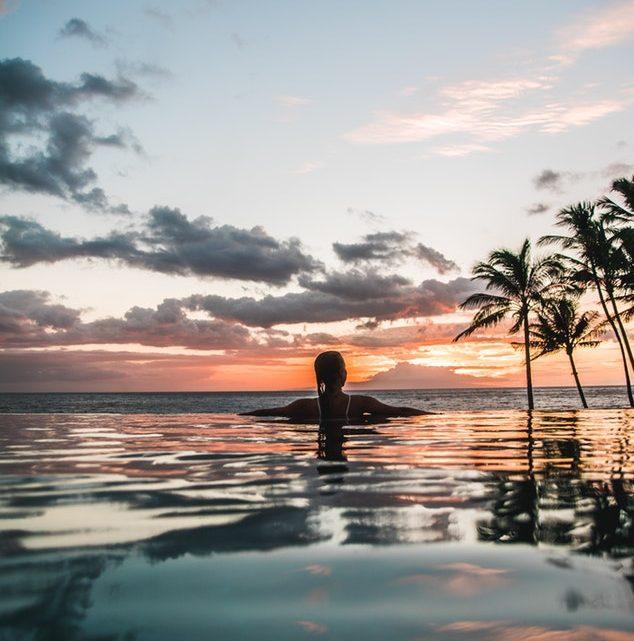 Introduce una piscina en tu lugar de celebraciones